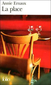 La place, livre d'Annie Ernaux