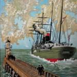 Le tour du monde en 80 jours, un roman de Jules Verne